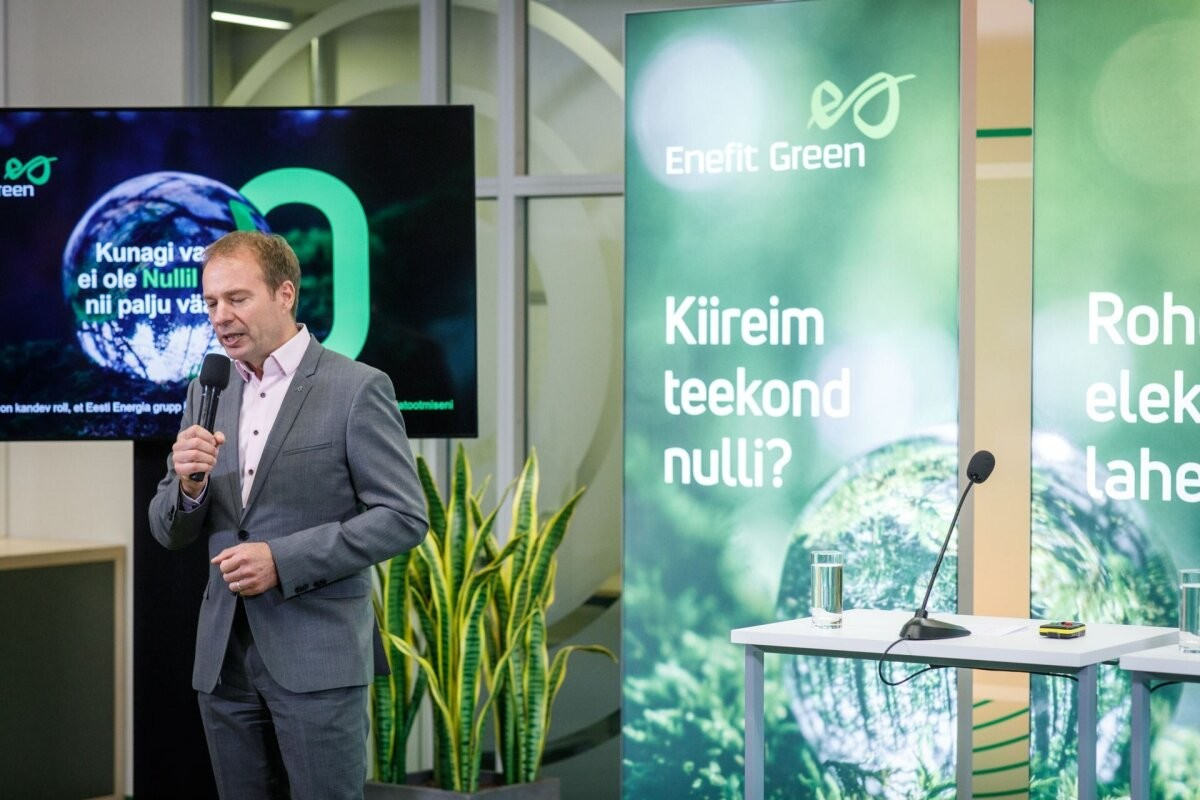 Сегодня - последний день подписки на акции Enefit Green
