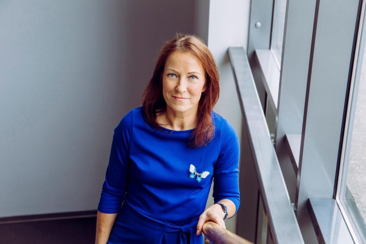 Рут Калда: вакцины дают защиту от коронавируса минимум на год