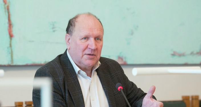 Март Хельме призвал к созыву Национального комитета спасения Эстонии
