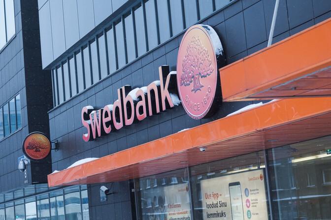 Прибыль Swedbank за 6 месяцев выросла на 2% до 89,2 млн евро