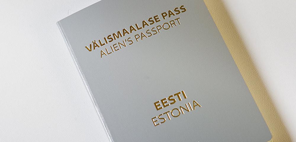 """""""Серопаспортники"""" охотнее берут российское гражданство, а не эстонское"""