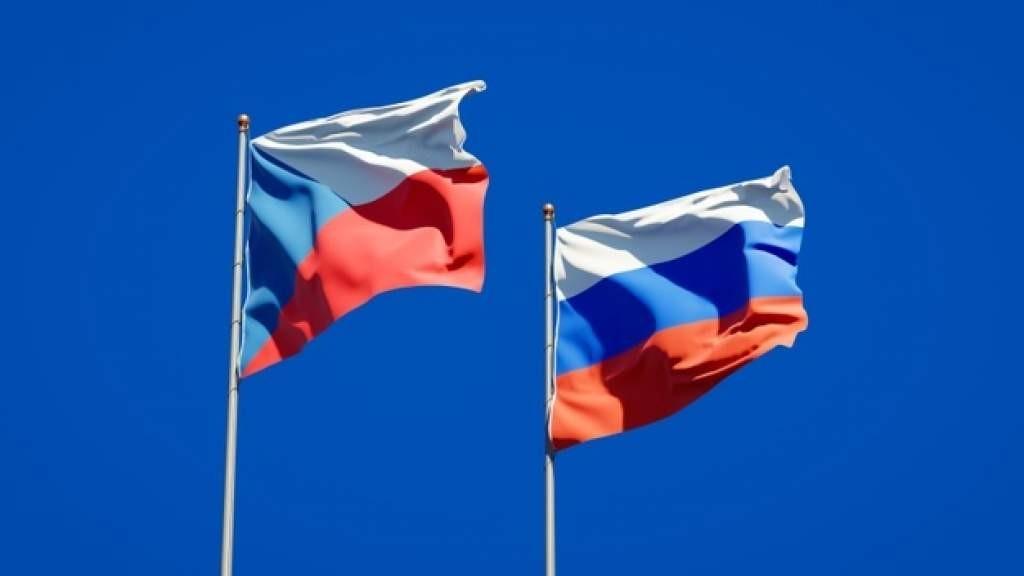 Россия направила ноту Чехии из-за задержания россиянина