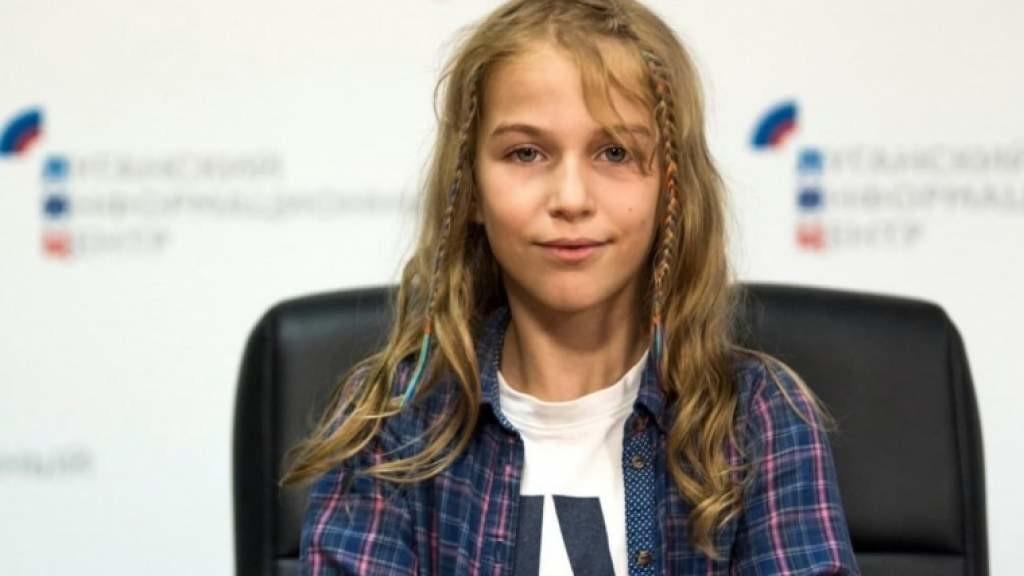 Украина добавила в список своих «врагов» 12-летнюю писательницу из Луганска