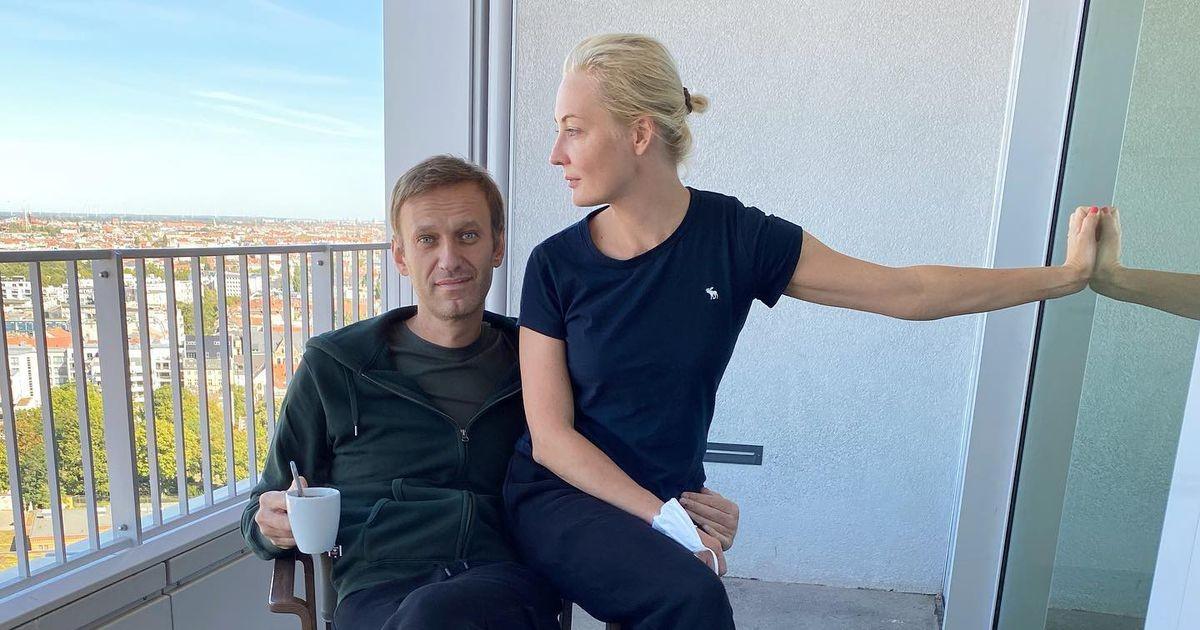 20 лет в браке! Алексей Навальный о чудесном исцелении: жена своей любовью вернула меня к жизни