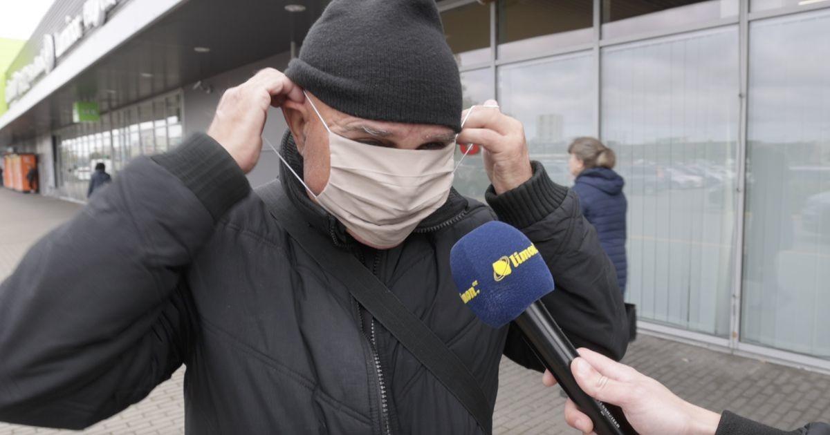 Коронавирус продолжает атаковать: готовы ли жители Таллинна к масочному режиму?