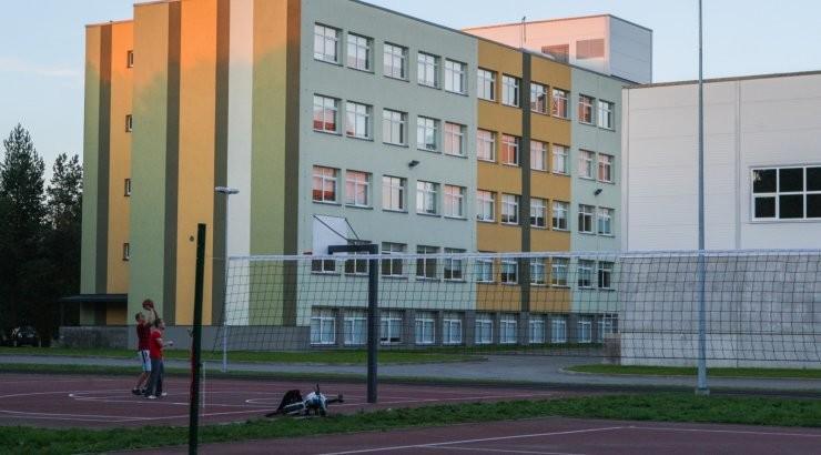 Очаг Таллиннской гимназии Ляэнемере разрастается. В чем дело?