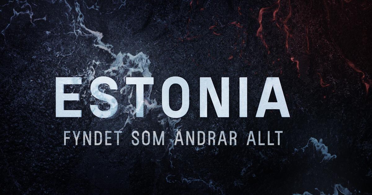 Новый документальный фильм о гибели парома «Эстония» обещает крупные разоблачения