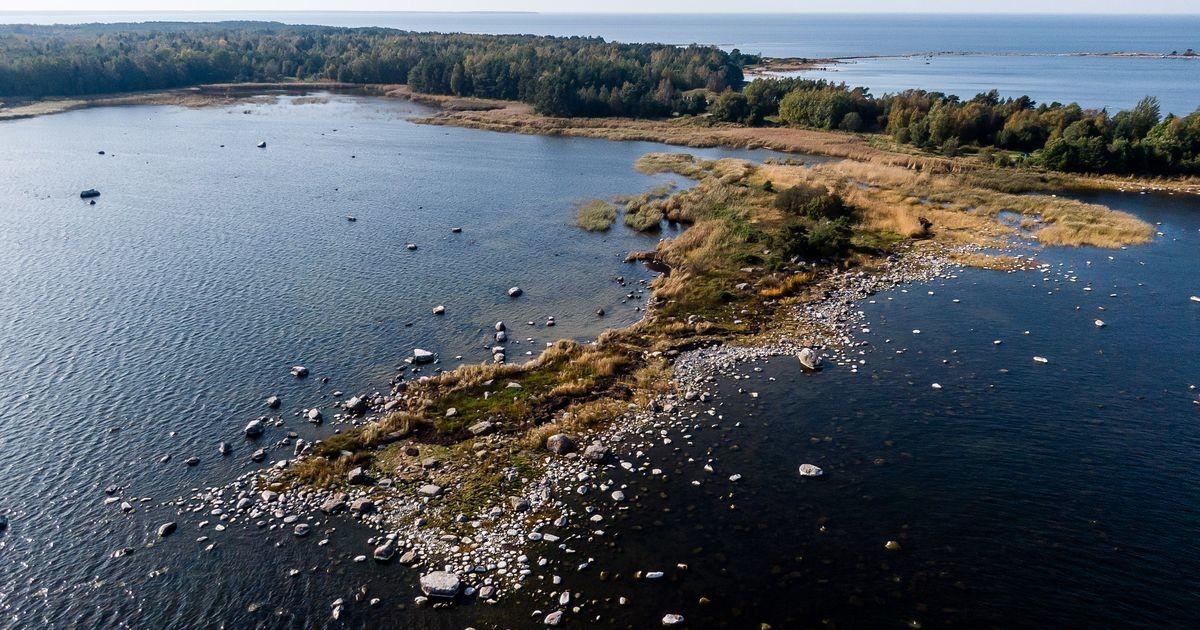 Смотрите, как выглядит собственный остров эстонского рэпера nublu