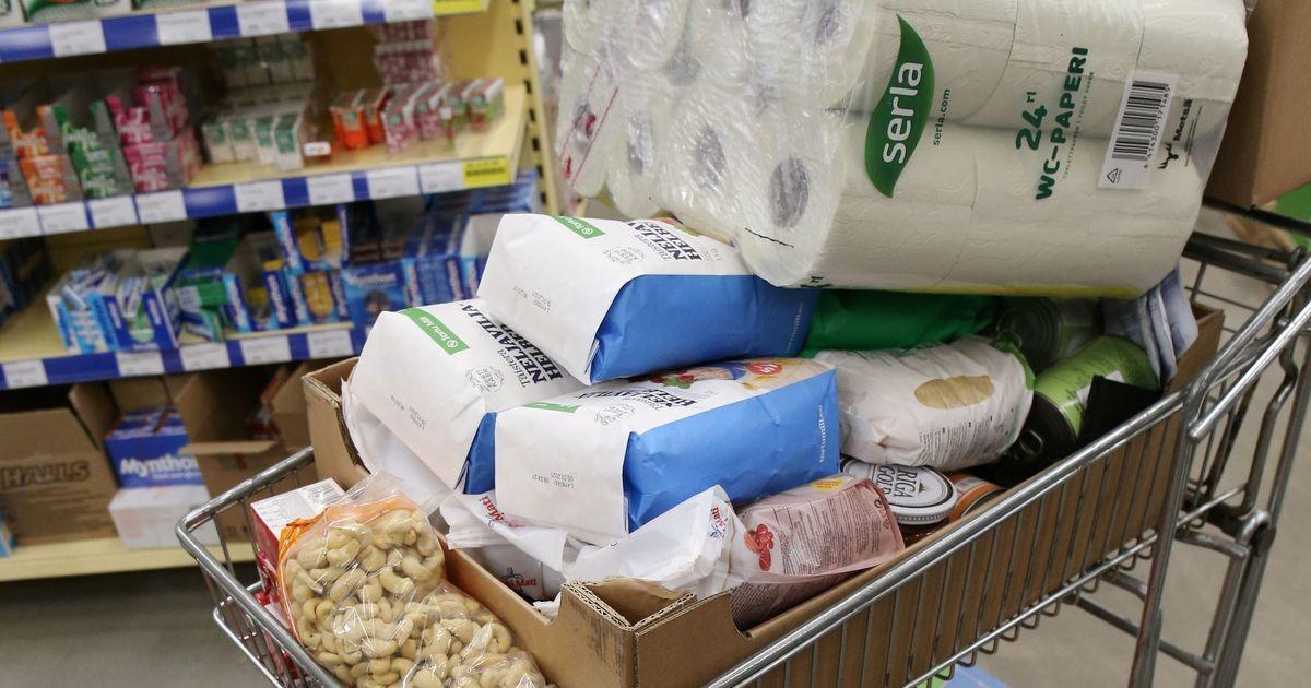 Спасательный департамент призывает людей пополнить домашние запасы