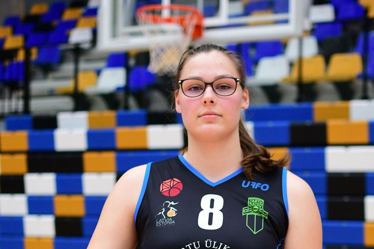 Молодая тартуская баскетболистка погибла под колесами поезда