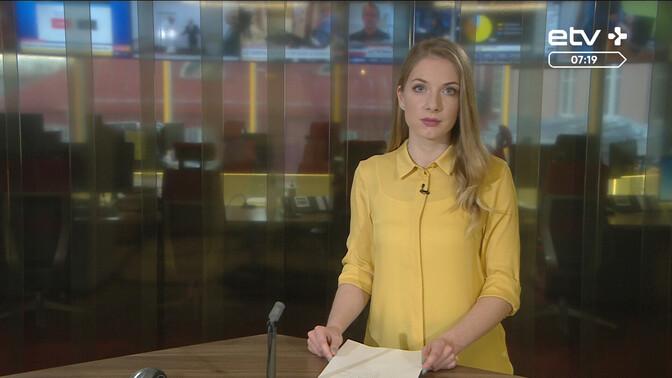 Утренние теленовости ERR 13.10.2021 (07:15)