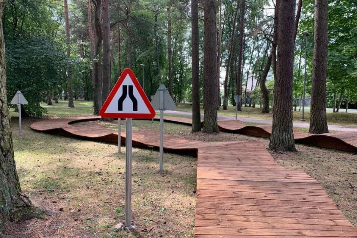 ФОТО   Район Пирита ремонтирует детские площадки на сумму более чем 600 000 евро