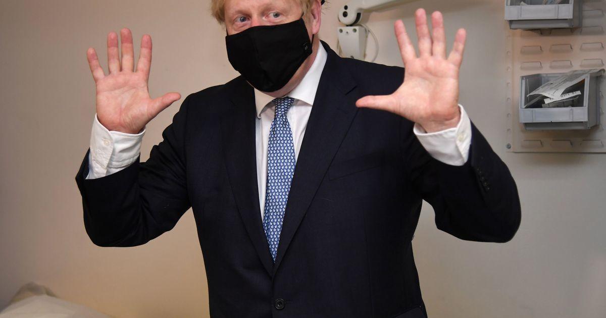 Борис Джонсон помещен под наблюдение после контакта с заболевшим главой минздрава