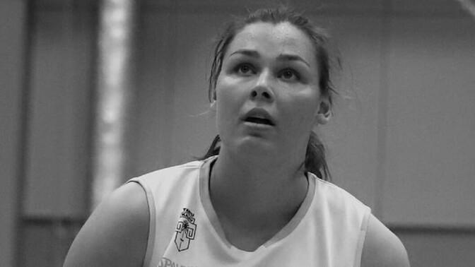 Ушла из жизни 21-летняя чемпионка Эстонии по баскетболу Сандра Рейнвальд