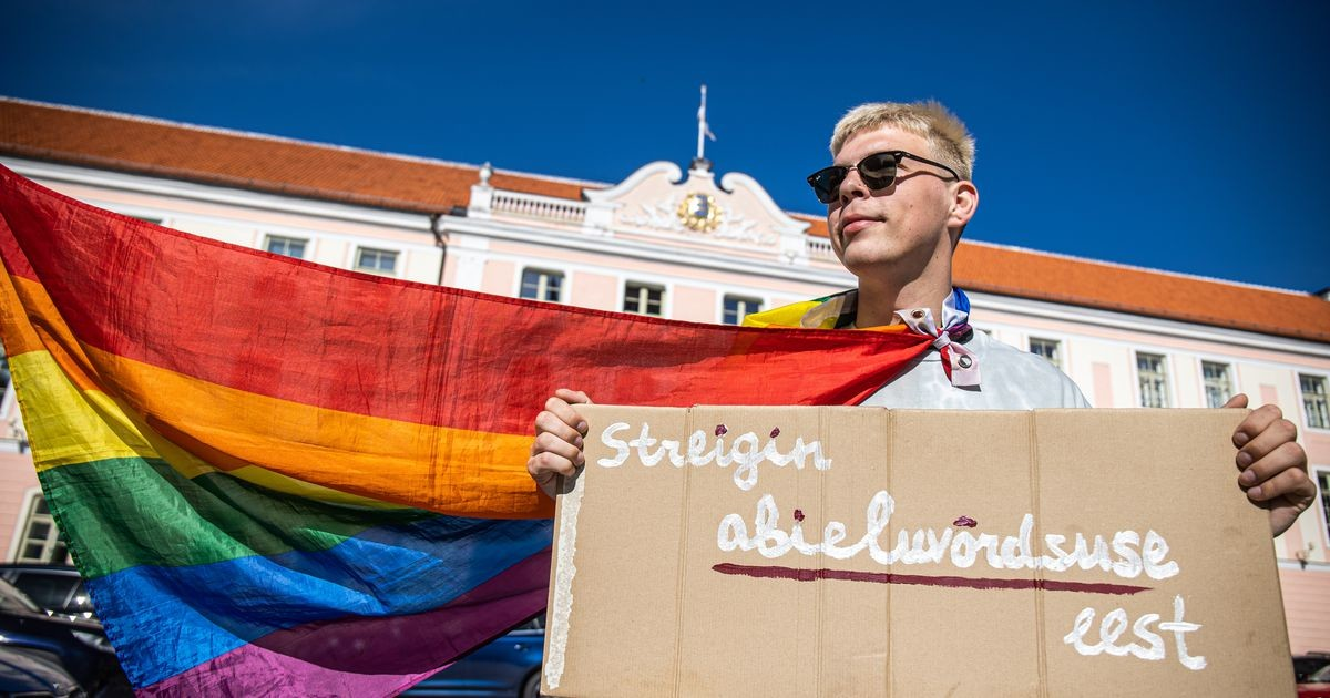 Силламяэский парень Артем на Тоомпеа: хочу, чтобы в Эстонии жизнь была, как в нормальных странах