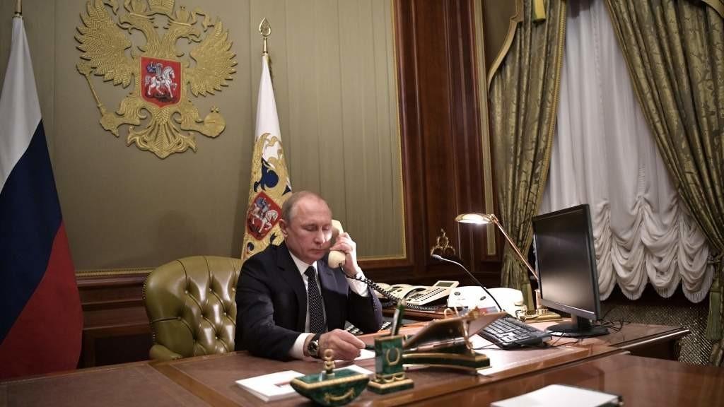 Лидеры России, Германии и Франции обеспокоены пробуксовкой урегулирования конфликта на Украине