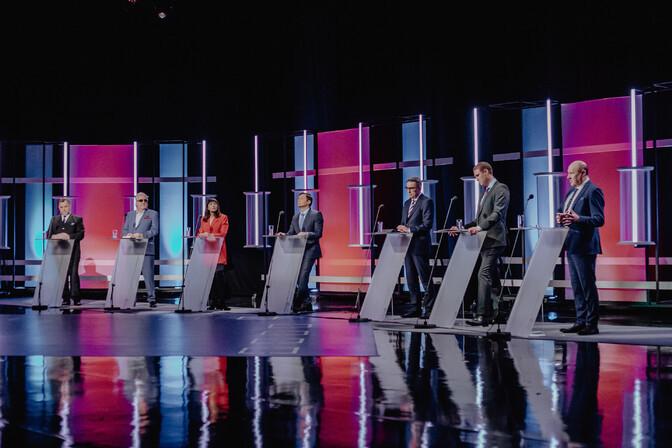 """""""Предвыборная студия"""": единовластие или коалиция?"""