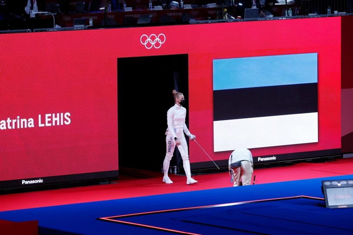 """""""Вместо празднования победы ушла укачивать сына"""". Кто такая Катрина Лехис, завоевавшая первую медаль для Эстонии"""