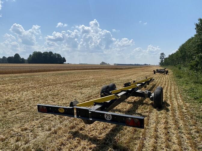 Урожай зерновых в Эстонии снизился из-за засушливого и жаркого лета
