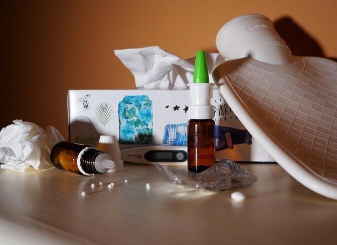 Простудные заболевания возвращаются, число обращений к семейным врачам заметно выросло