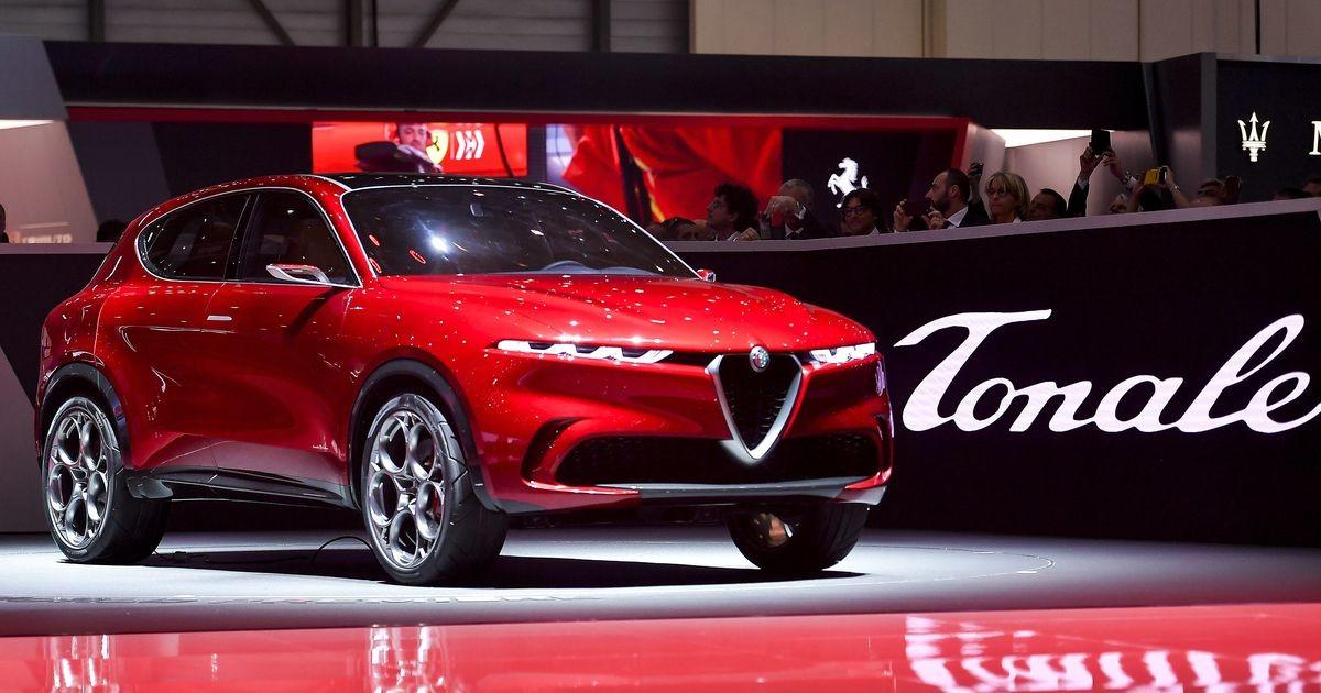 Новый кроссовер Alfa Romeo Tonale будет заряжаться от розетки