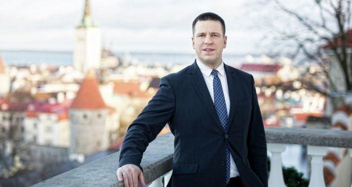 Выражайте эмоции: Юри Ратас ответил на вопросы жителей Эстонии