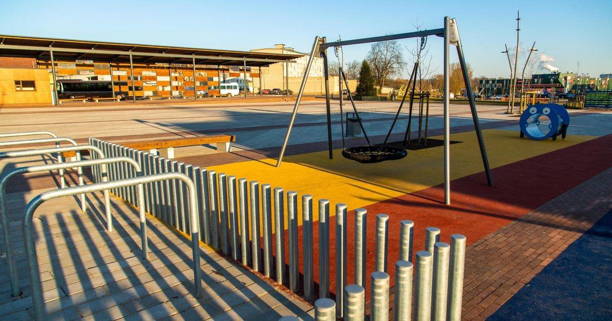Строительство новой игровой площадки в Ласнамяэ начнется на год позже обещанного