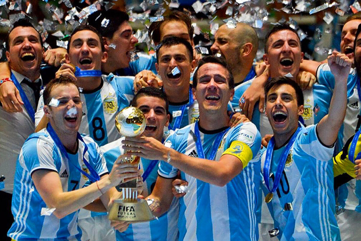 Сборная Аргентины: никакого давления за результат!