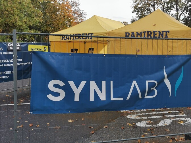 SYNLAB снижает стоимость платного теста на коронавирус до 45 евро