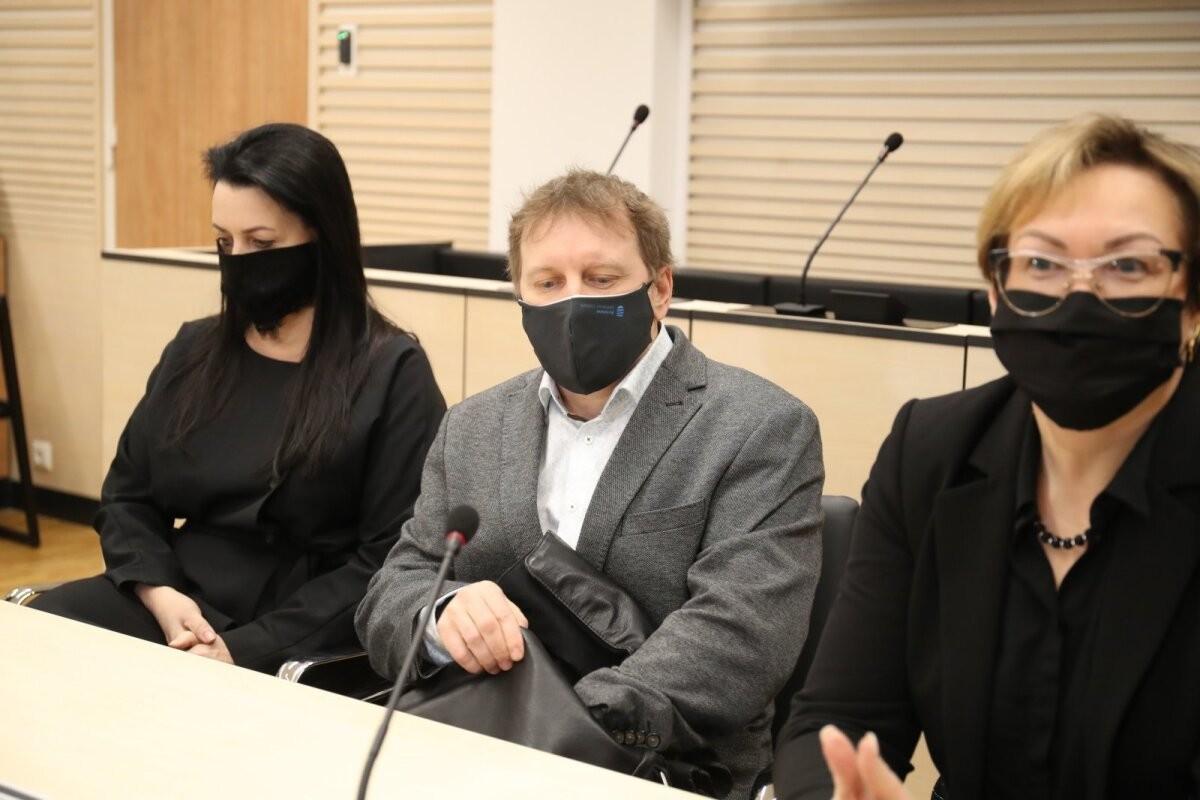 ВИДЕО | Эстонского актера признали виновным в сексуальных домогательствах к ребенку