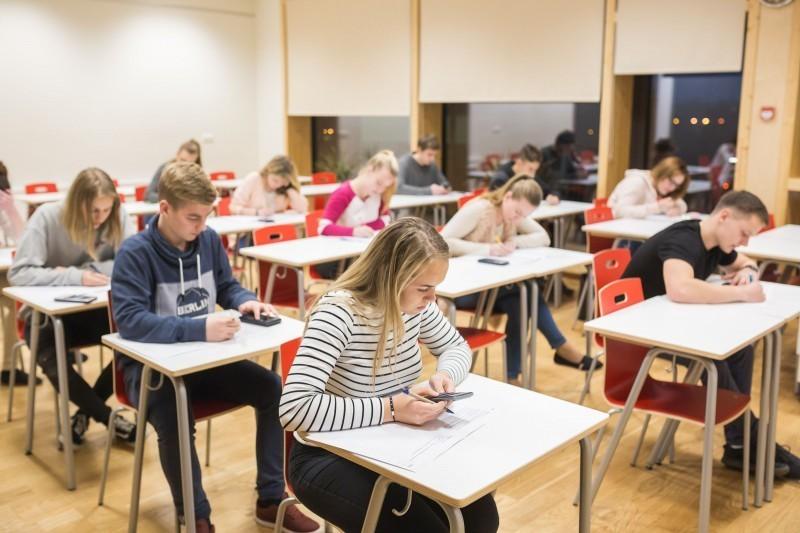 Выпускные экзамены в основной школе и государственные экзамены в гимназии состоятся