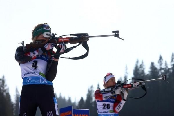 Австрийская биатлонистка Хаузер выиграла масс-старт на ЧМ в Поклюке