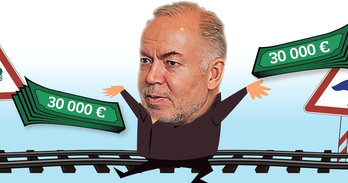 Юбилейный подарок в размере 60 000 евро правительственным партиям: не помешало даже долгое судебное разбирательство