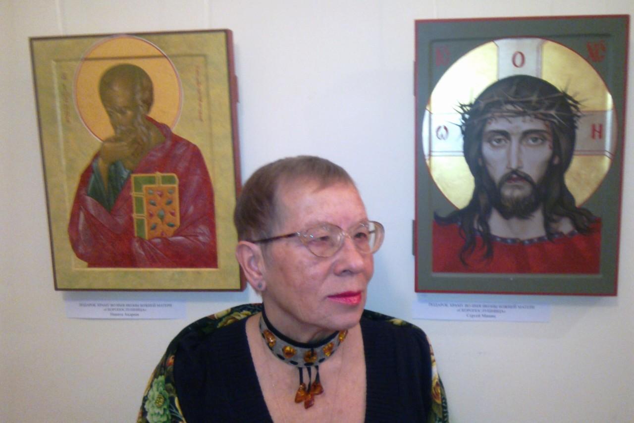 Год назад не стало известного общественного деятеля Ольги Михайловны Гречишной