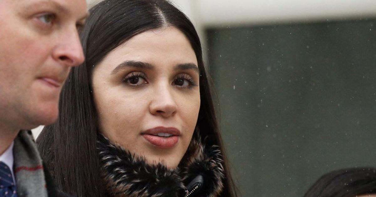 В США задержали жену наркобарона Эль Чапо. Ее подозревают в наркоторговле