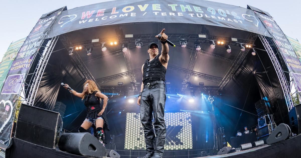 На сцену We Love The 90s выйдет легендарная группа Scooter