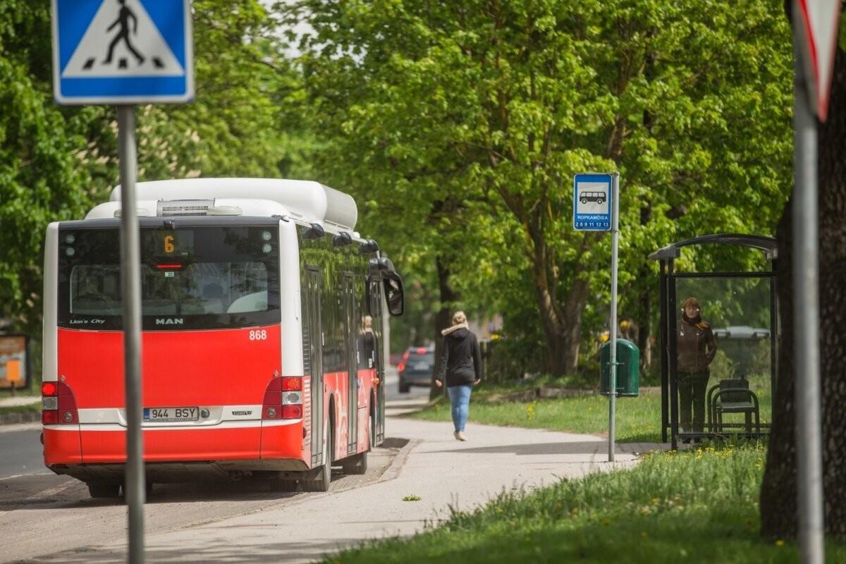 Будущее топлива автобусов Тарту весьма туманно