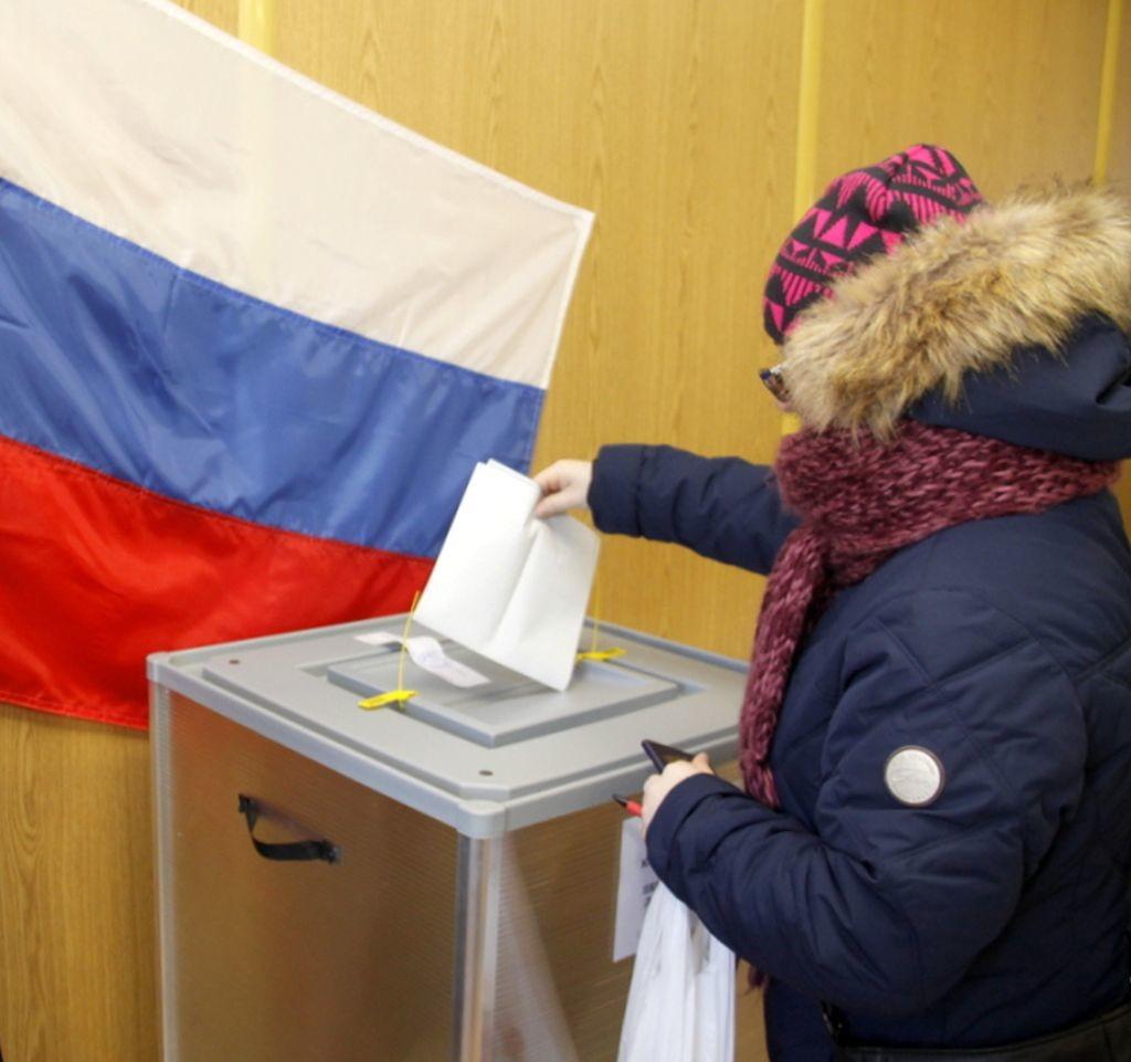 В воскресенье граждане РФ будут участвовать в выборах