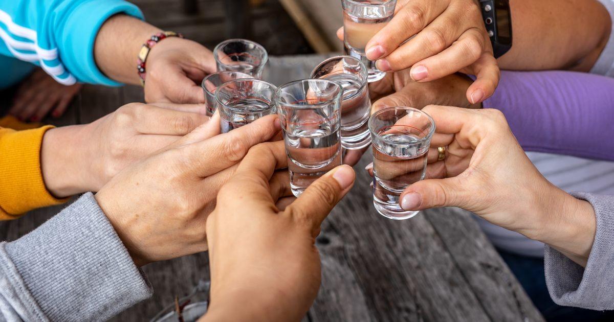 В Эстонии стали чаще умирать от заболеваний, вызванных злоупотреблением алкоголя