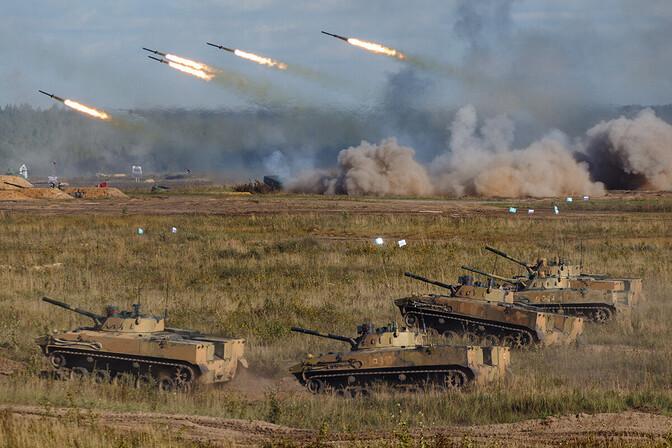 """Эстонские министры обороны и иностранных дел обеспокоены учениями РФ """"Запад 2021"""""""