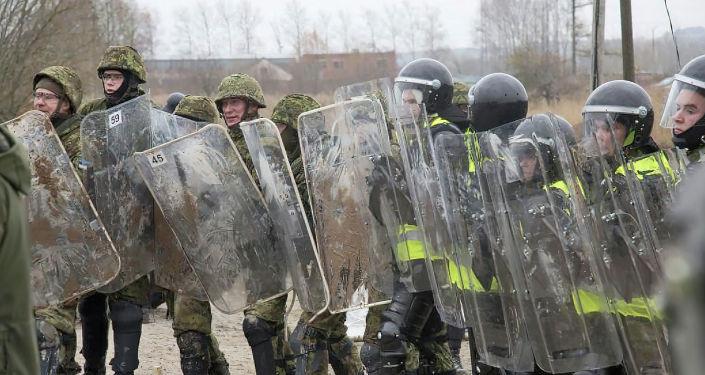"""""""Вели себя, как оккупанты"""": действия полиции шокировали эстонское общество"""