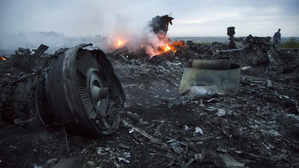В МИД РФ заявили, что Гаага хочет перевести стрелки с Киева на Москву в деле сбитого Boeing