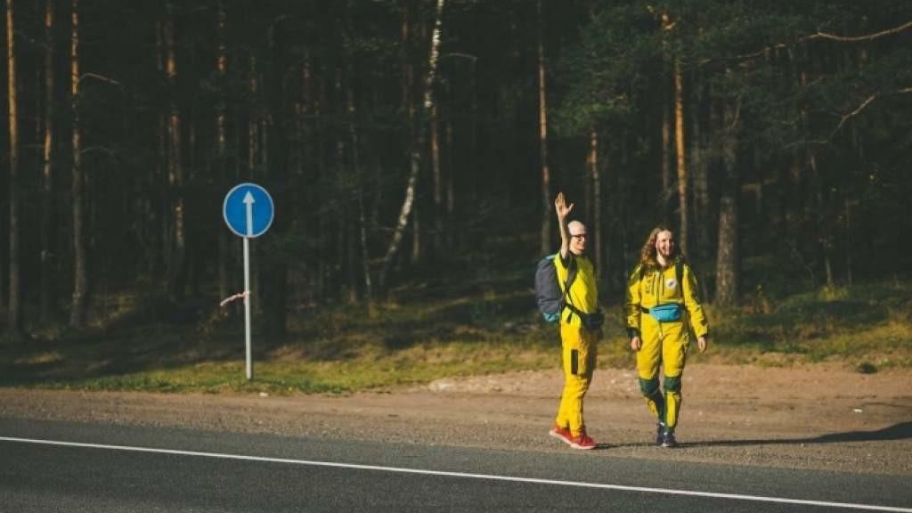 Как путешествовать автостопом: что такое спортивный автостоп