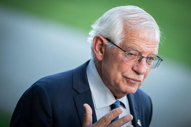 Боррель: у ЕС нет другого выхода кроме общения с Талибаном