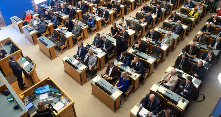 Парламент озаботился психическим здоровьем жителей Эстонии