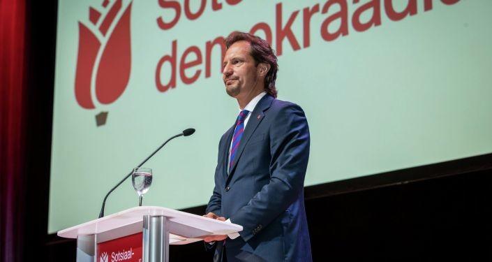 Глава соцдемов: опрос населения подскажет имя будущего президента Эстонии