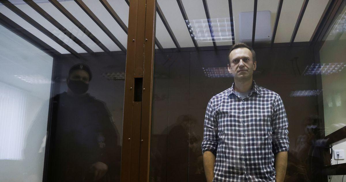 У Алексея Навального обнаружили две грыжи