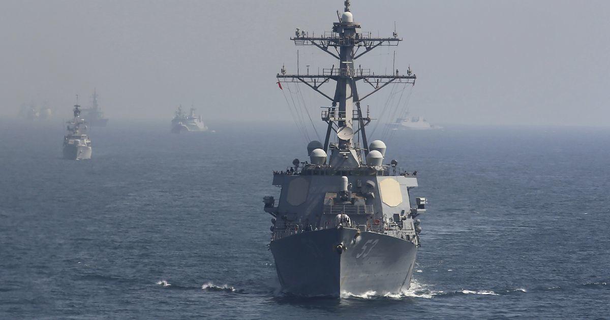 СМИ: Британия направит военные корабли в Черное море в знак солидарности с Киевом