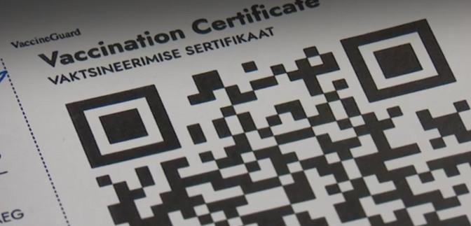 В Эстонии запущен сайт для проверки соответствия ковид-паспорта условиям въезда в другие страны