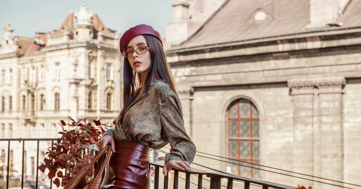 Трендовые юбки осени-зимы 2021, которые делают фигуру изящной